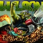 WILSON Debut Album Full Blast Fu*kery Available Today!!!