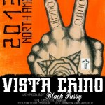 VISTA CHINO Announce North American Tour Dates