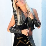 LAURA WILDE HITTING THE ROAD WITH TED NUGENT AGAIN THIS SUMMER!