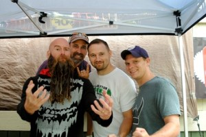INTERVIEW: Chris Kael of Five Finger Death Punch, July 2013