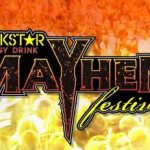 LIVE – Rockstar Mayhem Festival, July 28, 2013