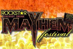 LIVE – Rockstar Mayhem Festival, July 28, 2013