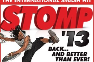 STOMP – Live Perth, 13 August 2013