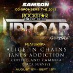 LIVE: Rockstar Uproar Festival – Detroit, MI  August 24, 2013