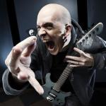 Devin Townsend guitar clinic tour of Australia