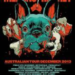 For the first time on tour in Australia together, Melvins and Helmet!