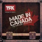 THOUSAND FOOT KRUTCH RELEASES FIRST HITS ALBUM, MADE IN CANADA: THE 1998-2010 COLLECTION, OCT. 15