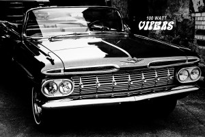 100 WATT VIPERS – Doing The Best I Can EP