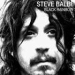 CD Review: STEVE BALBI – Black Rainbow