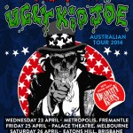 Skid Row & Ugly Kid Joe to tour Australia in April 2014