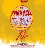 LIVE REVIEW – PARAMORE, Perth – 16 Jan 2014