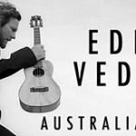 LIVE REVIEW: Eddie Vedder – Perth, WA – 8 Feb 2014