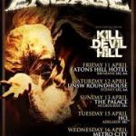 KILLSWITCH ENGAGE and KILL DEVIL HILL team up for Australian tour