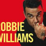 ROBBIE WILLIAMS SWINGS BACK TO AUSTRALIA THIS SEPTEMBER