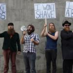 THE BEARDS ANNOUNCE NATIONAL 'STROKIN' MY BEARD' TOUR