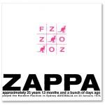 Shane's Music Challenge: FRANK ZAPPA – 2002 – FZ:OZ