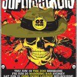 THE SUPERSUCKERS announce Australian tour