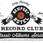 THE NEWPORT RECORD CLUB REWIND SERIES THREE