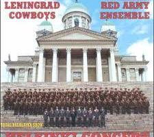 Shane's Rock Challenge: LENINGRAD COWBOYS – 1993 – Total Balailaika Show: Helsinki Concert