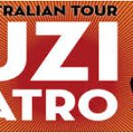 SUZI QUATRO announces month-long FINAL Australian tour