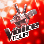 LIVE: THE VOICE TOUR – July 15, 2014, Detroit, MI @ Masonic Temple