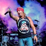 LIVE: BRET MICHAELS – June 27, 2014, Sterling Heights, MI @ Stars & Stripes Festival