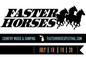 LIVE: FASTER HORSES FESTIVAL (DAY 1) – July 18, 2014, Brooklyn, MI @ Michigan International Speedway