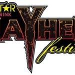 LIVE: ROCKSTAR MAYHEM TOUR – July 17, 2014, Clarkston, MI @ DTE Energy Music Theatre
