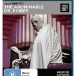 DVD REVIEW: The Abominable Dr Phibes & Dr Phibes Rises Again