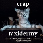 BOOK REVIEW: Crap Taxidermy by Kat Su