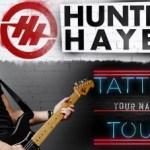 LIVE: HUNTER HAYES – November 22, 2014 (Auburn Hills, MI)