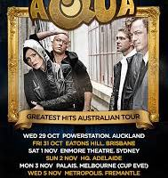 LIVE REVIEW: AQUA – Fremantle, 5 Nov 2014