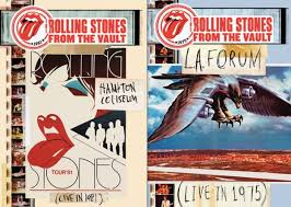 DVD REVIEW – The Rolling Stones – Live From The Vault: LA