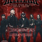 """HELLYEAH Returns To The Road With """"Blood For Blood 2015 Tour"""" With DEVOUR THE DAY And Like A Storm"""