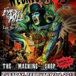 LIVE: WEDNESDAY 13 – February 3, 2015 (Flint, MI)