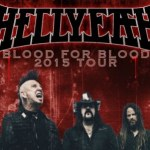 HELLYEAH! wrapping up 'Blood For Blood' World Tour in New Zealand, Australia and Japan with fan-shot live DVD