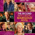 MOVIE REVIEW: The Second Best Exotic Marigold Hotel