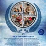 XAVIER RUDD & THE UNITED NATIONS ANNOUNCE THE FLAG AUSTRALIAN TOUR