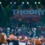 LIVE: THEORY OF A DEADMAN – JUNE 13, 2015 (Mt. Morris, MI)