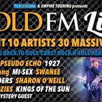 Ten of Australia's biggest acts of the 70s, 80s and 90s come together for shows on the East Coast