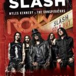 DVD & CD REVIEW: SLASH – Live At The Roxy