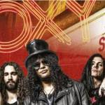 WIN copies of the new SLASH with Myles Kennedy DVD/CD Live At The Roxy!!