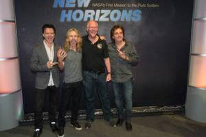 NEWS: STYX Meets Styx: Band Members Visit NASA In Midst Of Tour With Def Leppard