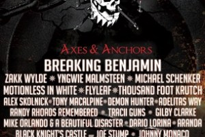 NEWS: AXES & ANCHORS MUSIC CRUISE EXPANDS THE ONBOARD NAUTICAL EXPERIENCE