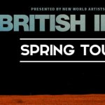 BRITISH INDIA announce spring tour + American shows