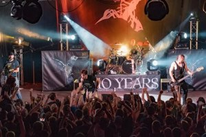 LIVE: 10 YEARS – August 7, 2015 (Knoxville, TN)