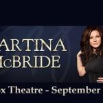 LIVE: MARTINA McBRIDE wsg LORETTA LYNN – September 10, 2015 (Detroit, MI)