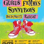 HOODOO GURUS to headline A DAY ON THE GREEN with Sunnyboys, Violent Femmes & Died Pretty