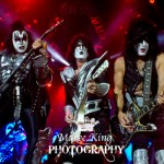 LIVE: KISS – Perth, 3 Oct, 2015