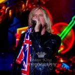 LIVE: DEF LEPPARD/ LIVE/ BABY ANIMALS, Perth, 21 Nov, 2015